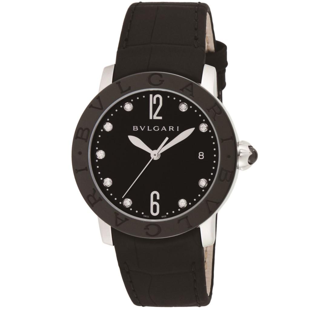 new product 6b436 1332d ブルガリ 腕時計 レディース ブルガリブルガリ ブラック ...